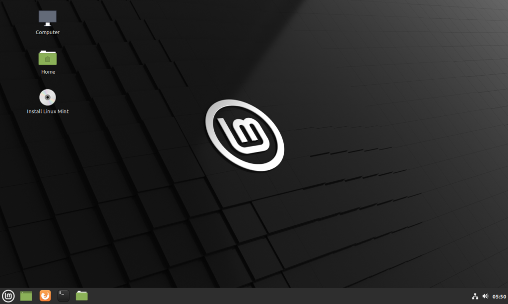 You can test the features of linux mint 20 in live mode before installaing