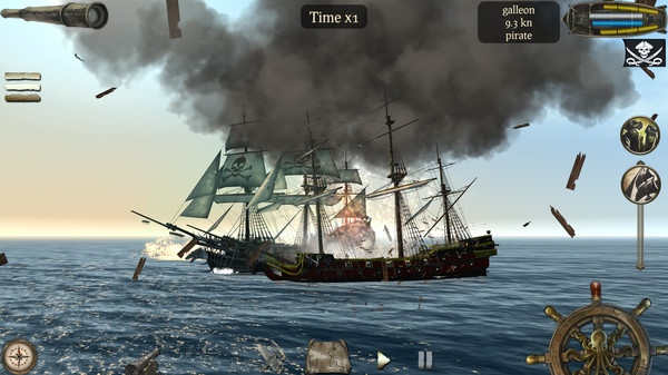 the pirate game for linux